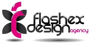 Logo Flashex Design Footer